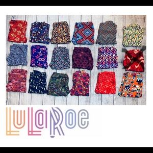 2 or more @ $11 each, O/S Lularoe Leggings